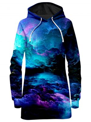 ALL HoodieDress Front DreamWaves 2048x2730 1 - Galaxy Hoodie