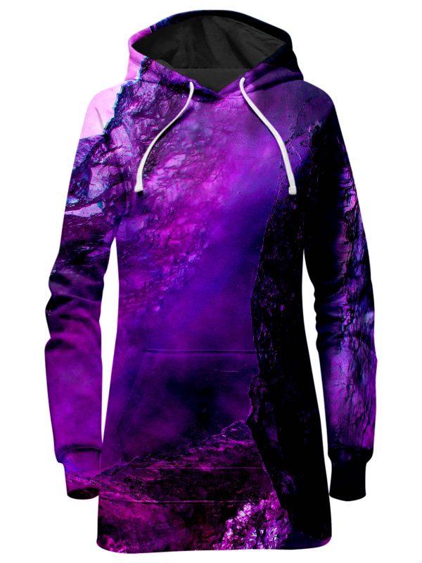 ALL HoodieDress Front PurplePhaze 2048x2730 1 - Galaxy Hoodie