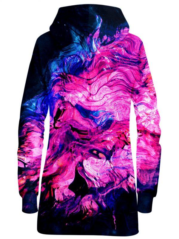 AdamPriester Hoodie Dress Back Spent 2048x2730 1 - Galaxy Hoodie