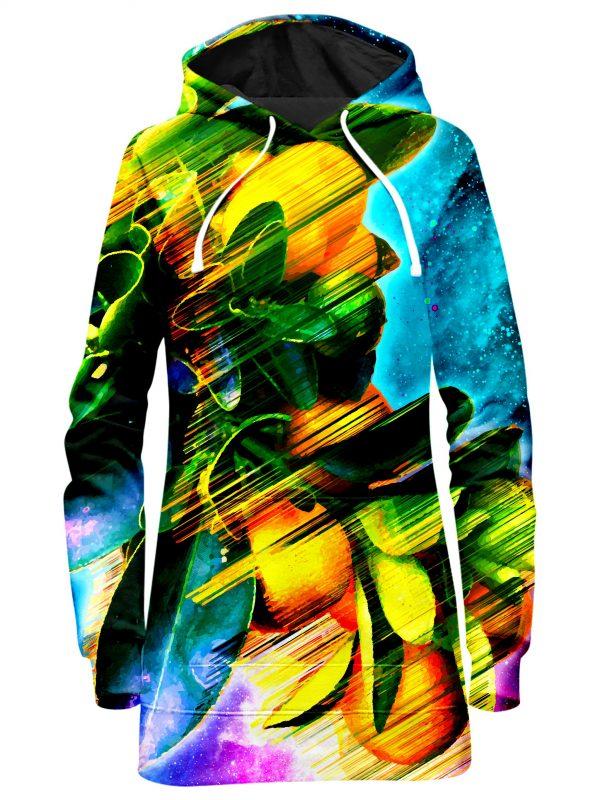 AdamPriester Hoodie Dress Front SpaceFruit2 2048x2730 3630b2ba ac1f 4969 bc52 19e7052296d4 - Galaxy Hoodie