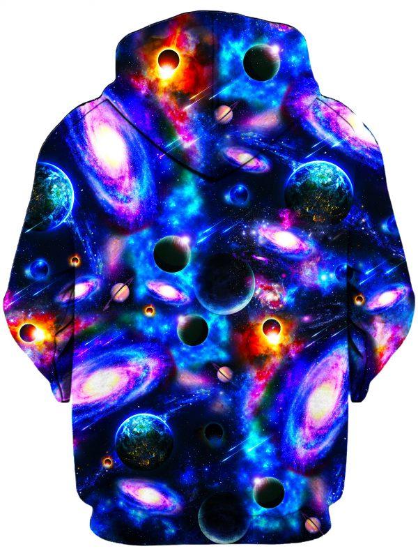 Battle of Galaxies b 9acf6d83 c880 4341 b8c6 bd4cfe83a5f9 - Galaxy Hoodie