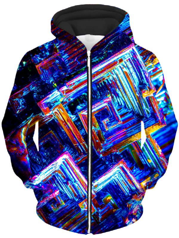 Bismuth NXT HoodieZipUp02Front 2048x2730 1 - Galaxy Hoodie