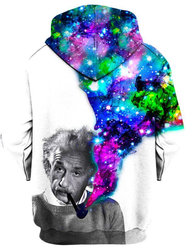 Einstein Puffs b a1726dc3 ccb2 460d a4dc 83f055410050 - Galaxy Hoodie