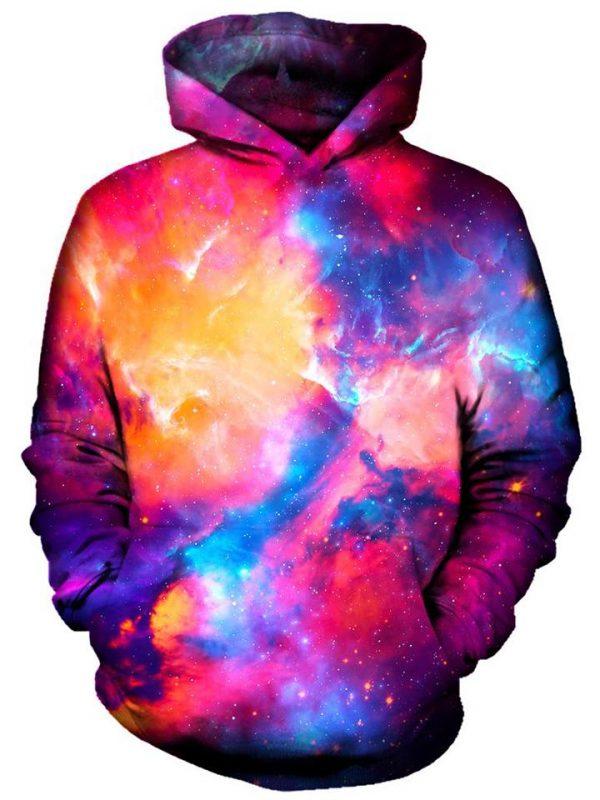 - Galaxy Hoodie