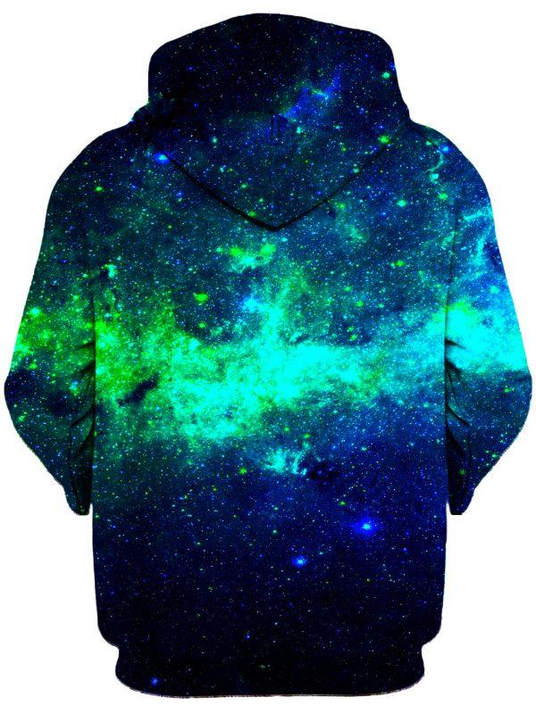 Green Galaxy b f5219b9d b30e 4914 a9fd 483ba98c8bd7 - Galaxy Hoodie