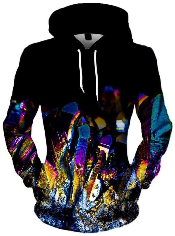 IEDM PulloverWomens Store Front - Galaxy Hoodie
