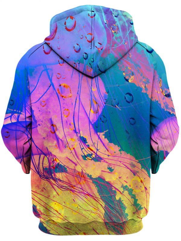 LucidEyeStudio HoodiePullover02Back NeonJelly 1024x2730 1 - Galaxy Hoodie