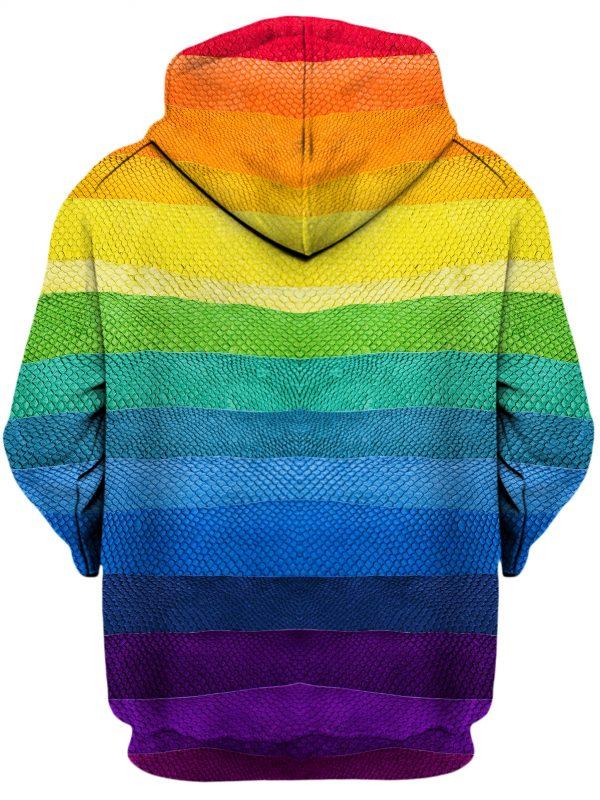 NXT HoodiePullover02BackVer02 RainbowSnake 2048x2730 1 - Galaxy Hoodie