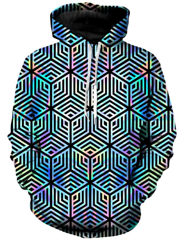 NXT HoodiePullover02FrontVer02 HolographicHexagon 2048x2730 1 - Galaxy Hoodie