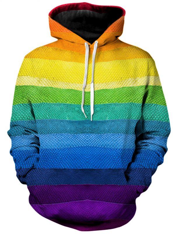 NXT HoodiePullover02FrontVer02 RainbowSnake 2048x2730 1 - Galaxy Hoodie