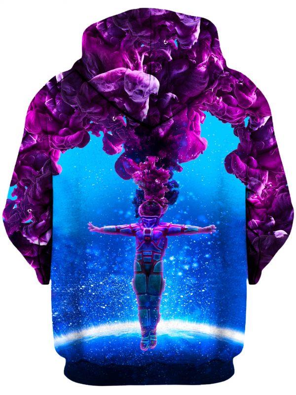 Possessed Astronaut b 889d292e 7adc 47bb 8e23 845e2e0cfe0d - Galaxy Hoodie