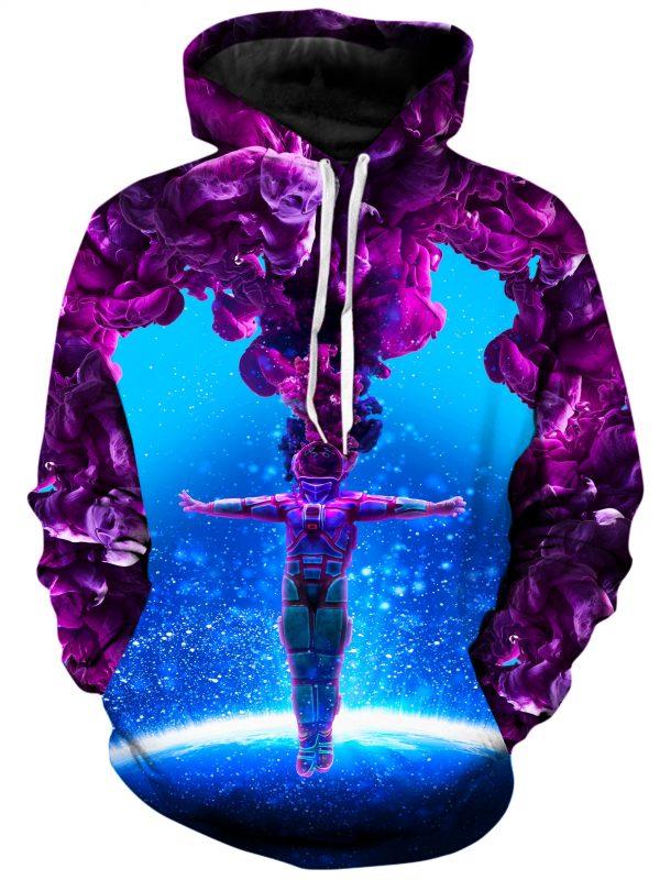 Possessed Astronaut 8c935e6b 2704 4a74 9672 cbc8776856b1 - Galaxy Hoodie