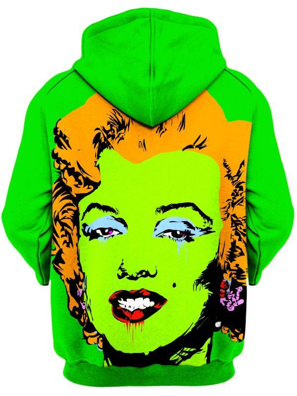 Technodrome HoodiePullover02Back Marilyn 2048x2730 1 - Galaxy Hoodie