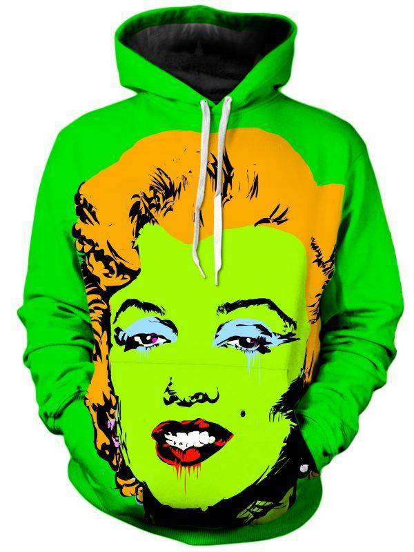 Technodrome HoodiePullover02Front Marilyn 2048x2730 1 - Galaxy Hoodie