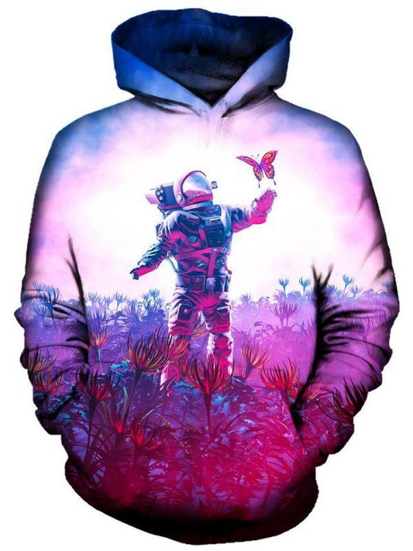 The Field Trip Hoodie - Galaxy Hoodie
