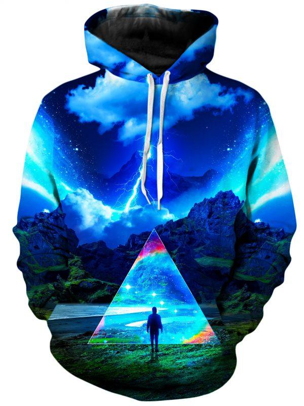 ThinkLumi HoodiePullover02Front RainbowTriangle 1024x2730 1 - Galaxy Hoodie