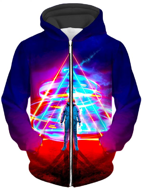 ThinkLumi HoodieZipUp02Front Triangler 2048x2730 1 - Galaxy Hoodie