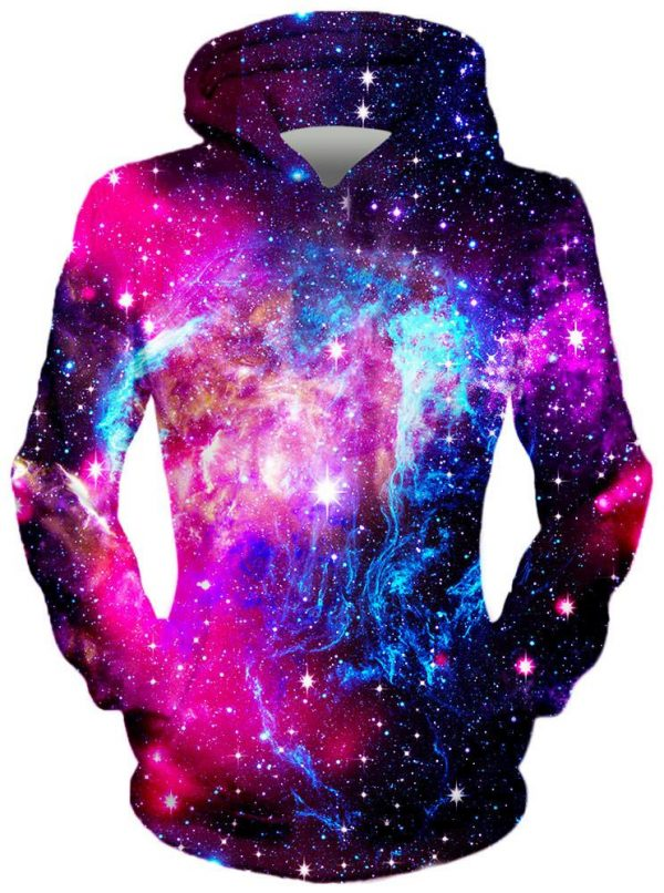Trance State Front - Galaxy Hoodie