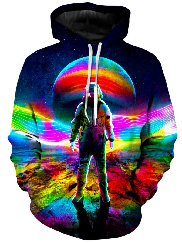 Wavey ThinkLumi HoodiePullover02Front 1024x2730 1 - Galaxy Hoodie