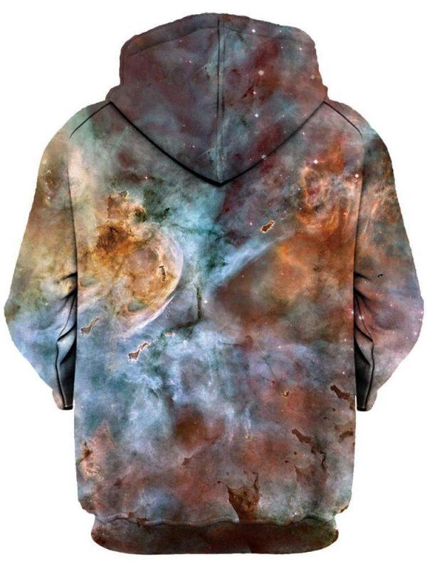 abstracted nebula pullover back 1024x1024 3fa3dba0 c908 41ba b888 5193e50a275d - Galaxy Hoodie