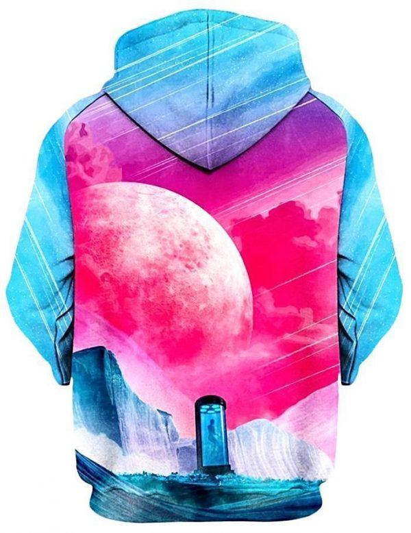 adam priester starseeker kid s hoodie B - Galaxy Hoodie