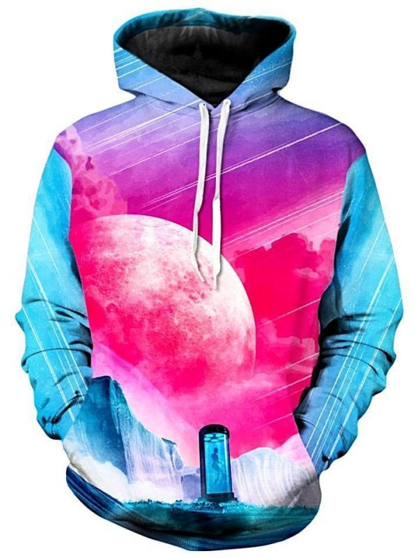 adam priester starseeker kid s hoodie F - Galaxy Hoodie