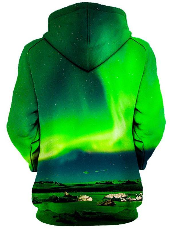 borealis pullover womensback - Galaxy Hoodie