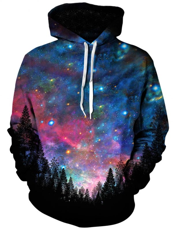 galactic valley art pullover front - Galaxy Hoodie