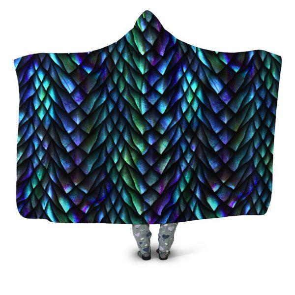 iEDM HoodedBlanket DosedDragonscale 1024x1024 1 - Galaxy Hoodie