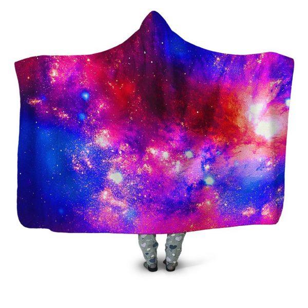 iEDM HoodedBlanket Starsplosion 1024x1024 1 - Galaxy Hoodie