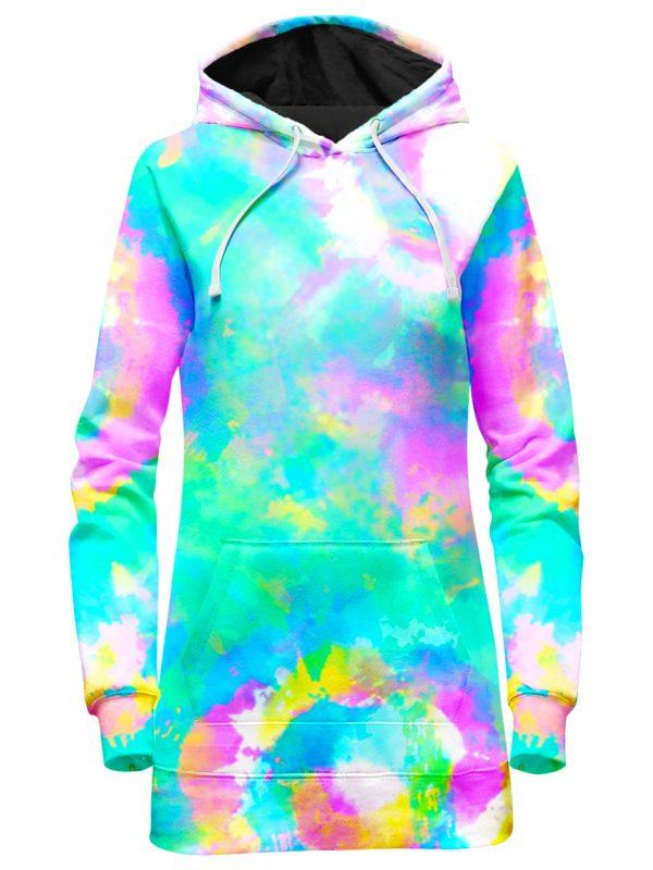 iEDM HoodieDressFront TieDye2 2048x2730 1 - Galaxy Hoodie