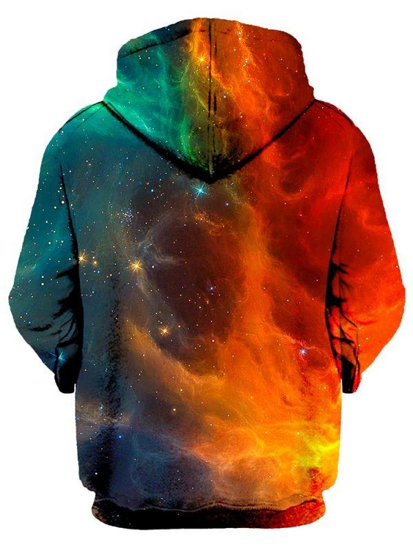 iedm HoodiePullover02Back FireandIce Galaxy NV - Galaxy Hoodie