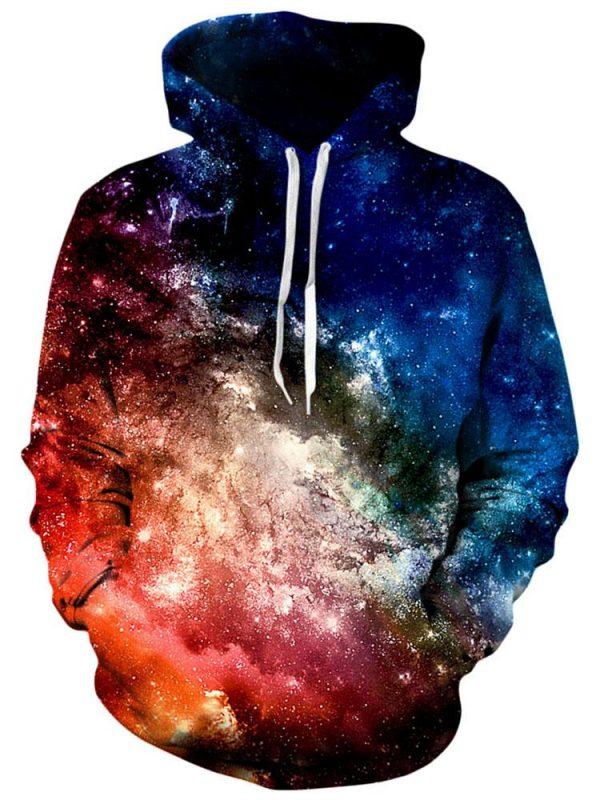 iedm HoodiePullover02Front BigBang NV - Galaxy Hoodie