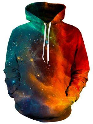 iedm HoodiePullover02Front FireandIce Galaxy NV - Galaxy Hoodie