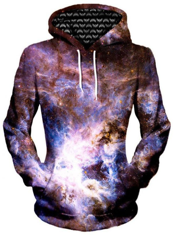 interstellar connection pullover womensfront 89877718 d1af 4c83 a0f0 13f4f7a997a0 - Galaxy Hoodie