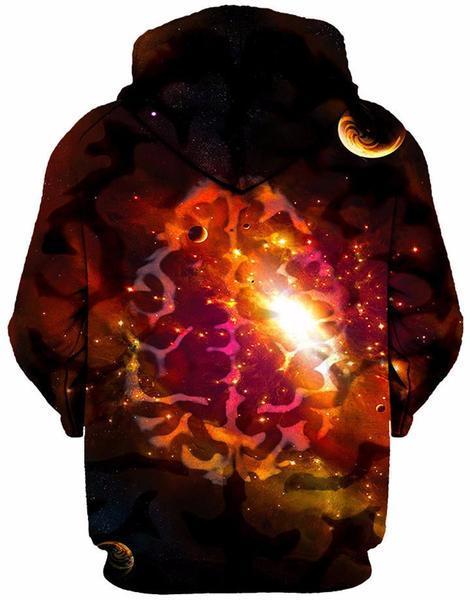 mindful space pullover back grande a75f3741 441e 4681 bafc d59c8caa62a9 - Galaxy Hoodie