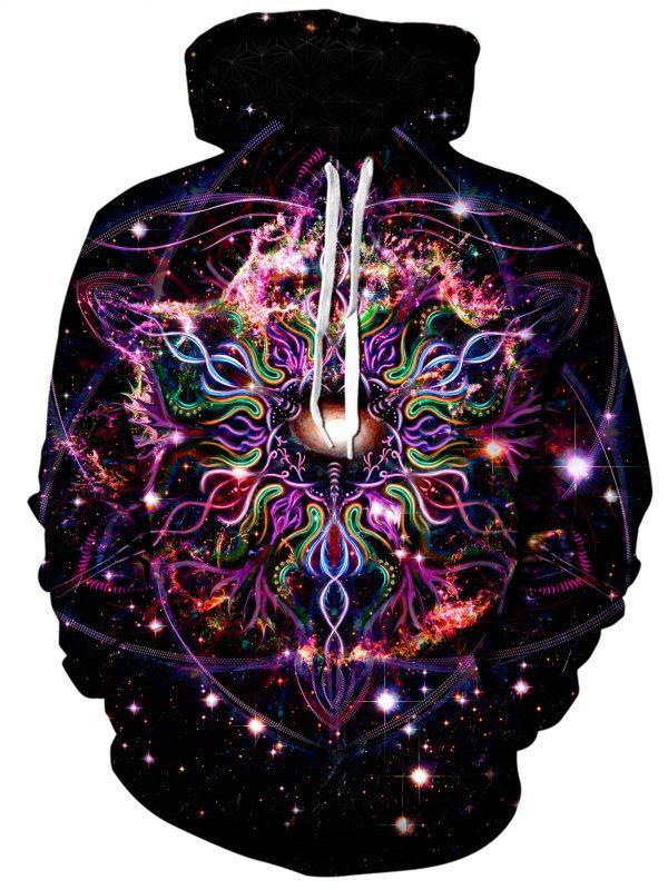 nebudala art pullover front - Galaxy Hoodie