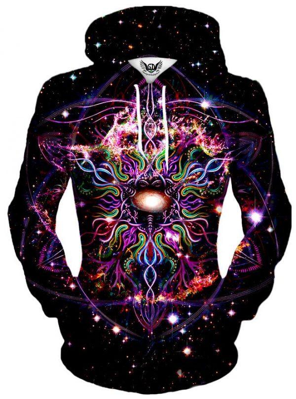 nebudala pullover womensfront 5bccb6a1 5aef 4275 a718 d416007e1e10 - Galaxy Hoodie