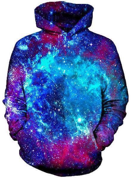 on cue apparel blue galaxy hoodie 23249211089 grande e2e2987d 757b 42d1 a425 04a5f9f38b65 - Galaxy Hoodie