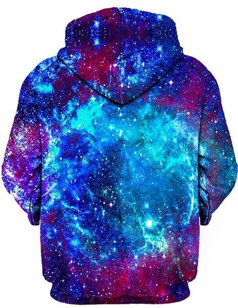 on cue apparel blue galaxy hoodie 23249221329 grande 6f14d9a4 8c28 4521 9db7 c341efee7f93 - Galaxy Hoodie