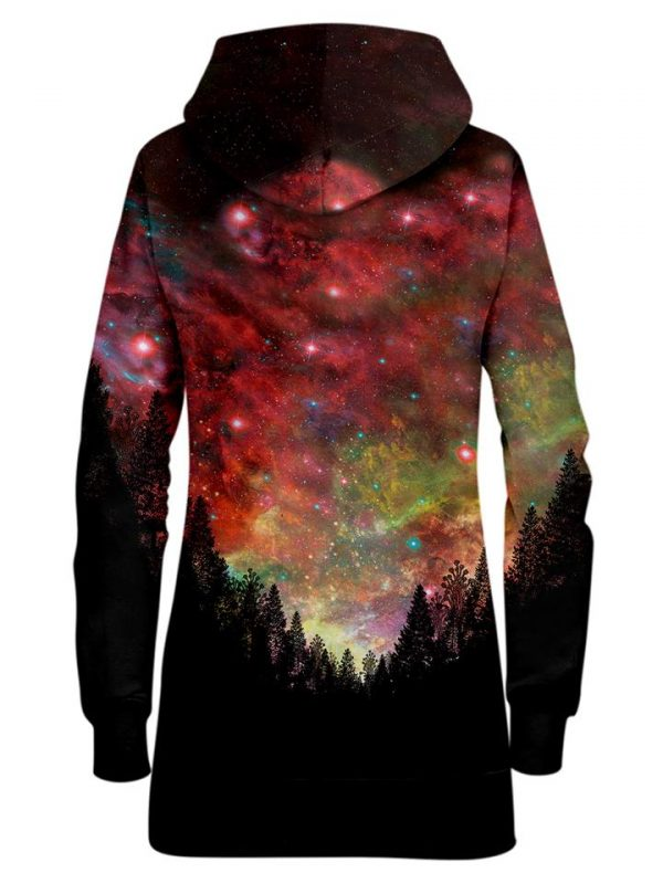 rasta woods hoodiedress back 09d43719 a4b3 47f7 8d00 483240005087 - Galaxy Hoodie